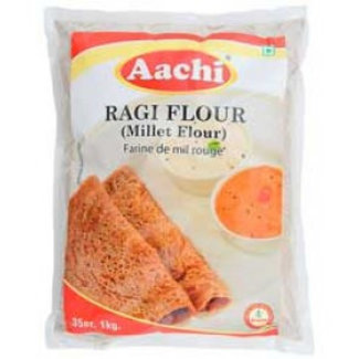 Aachi Masala Ragi - Kurakkan Flour, 1 kg