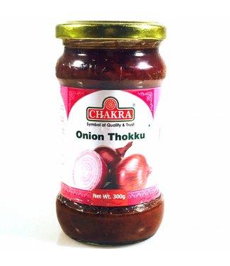Chakra Onion Thokku (ui), 300 gr