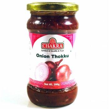 Chakra Onion Thokku, 300 gr