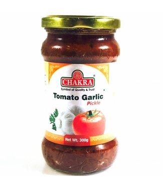 Chakra Tomato Garlic Pickle (tomaat/knoflook), 300 gr
