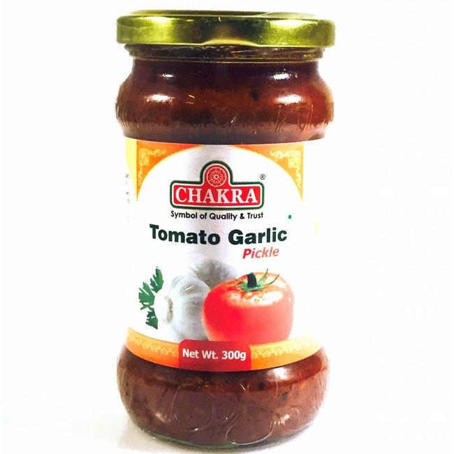 Chakra Tomato Garlic Pickle, 300 gr