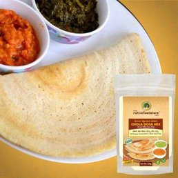 Native Food Great  Millet Dosa Mix - 250 gr (Cholam Millet)