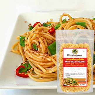 Native Food Multi Millet Noodles - 70 gr