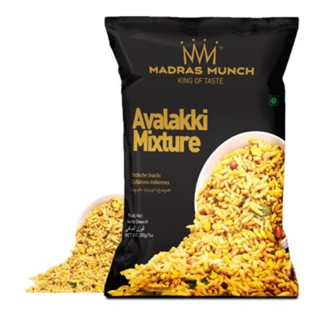 Madras Munch  Avalakki Mixture, 200 gr