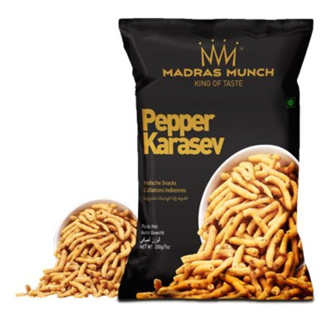 Madras Munch  Pepper Karasev, 200 gr
