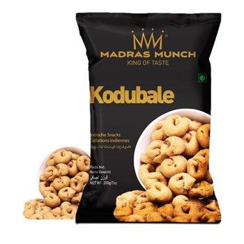 Madras Munch  Kodubale 200gr