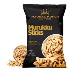 Madras Munch  Murukku Sticks 200gr