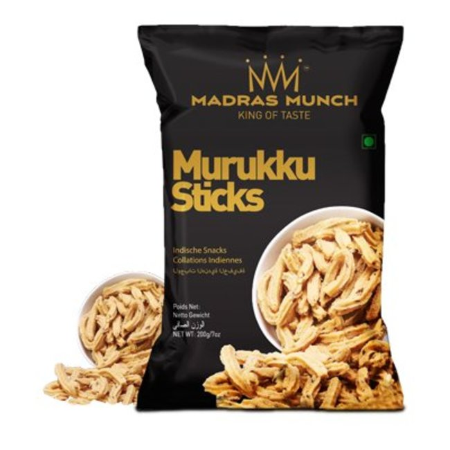 Madras Munch  Murukku Sticks, 200 gr