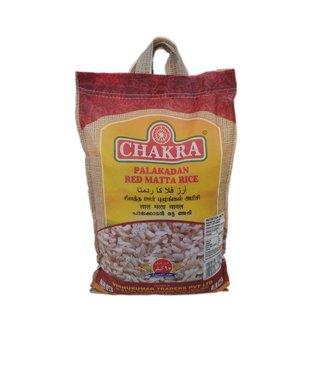 Chakra Rode Voorgekookte Rijst