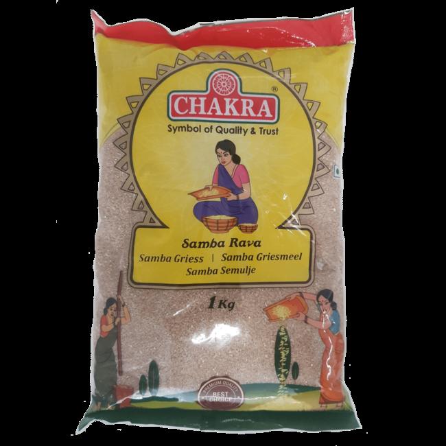 Chakra Samba Rava, 1 kg
