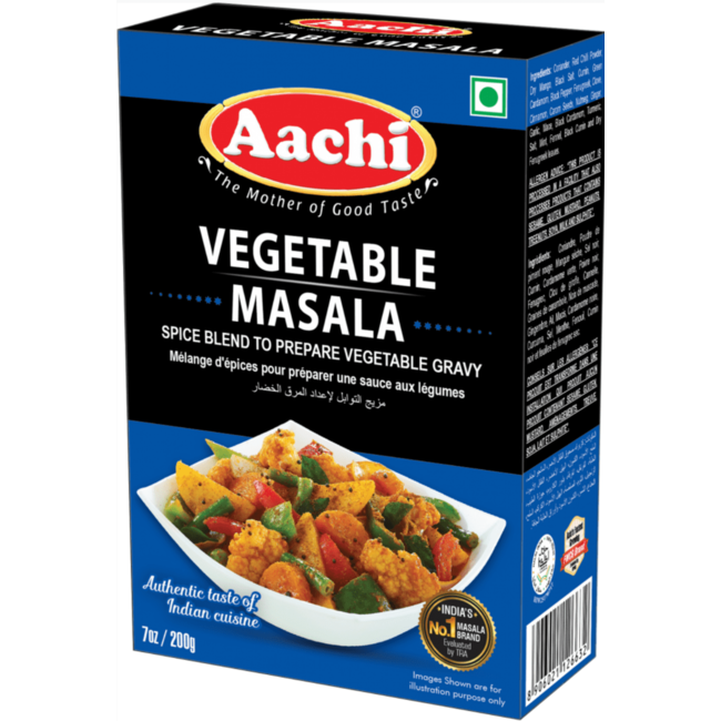 Aachi Masala Vegetable Masala, 200 gr