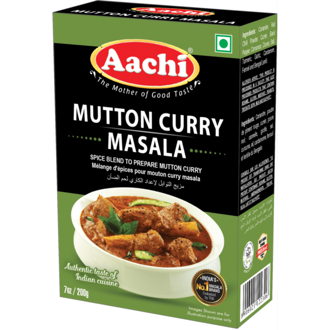 Aachi Masala Mutton Curry Masala, 200 gr