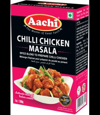 Aachi Masala Chilli Chicken Masala (kruidenmix chili kip)
