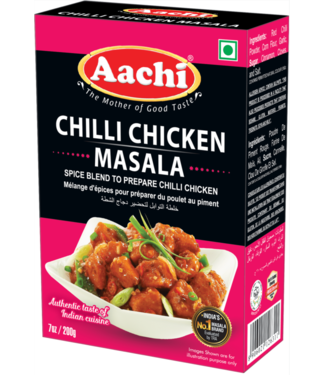 Aachi Masala Chillie Chicken Masala (kruidenmix chili kip)
