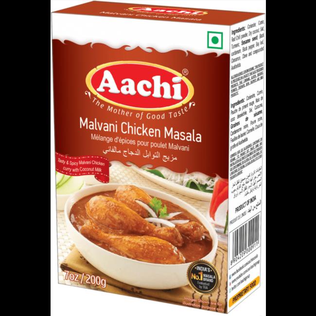 Aachi Masala Malvani Chicken Masala (kruidenmix malvanikip)