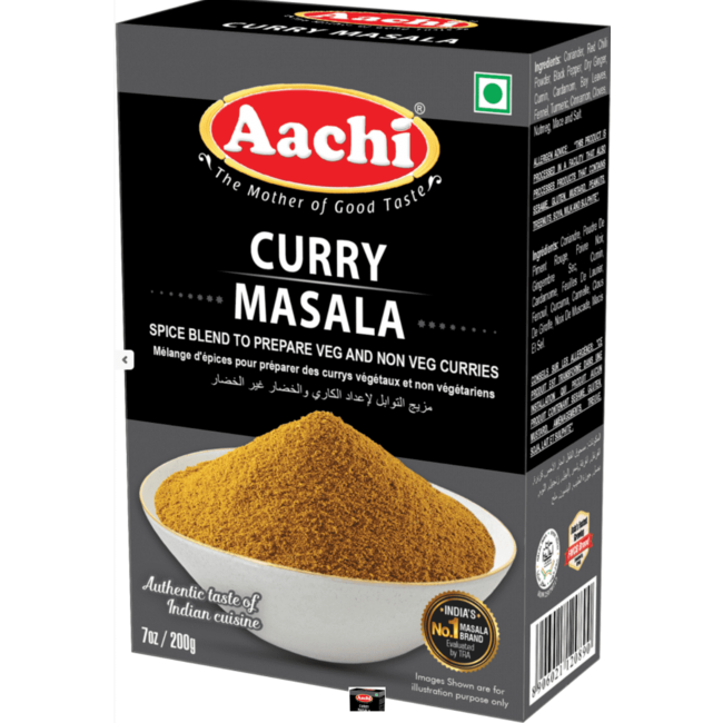 Aachi Masala Curry Masala (kruidenmix voor curry's)