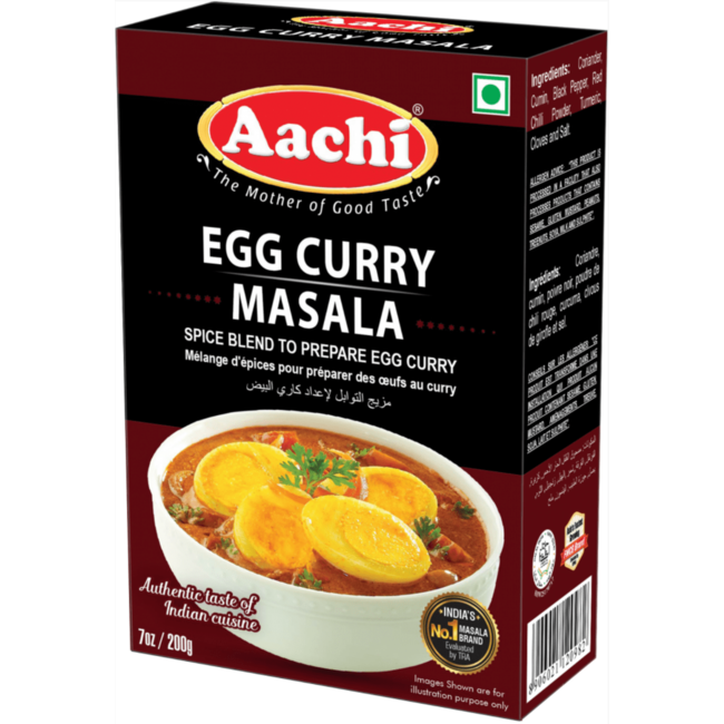 Aachi Masala Egg Curry Masala