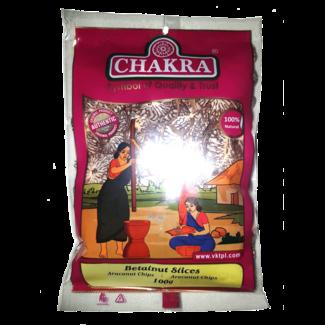 Chakra Betalnut Slices, 100 gr
