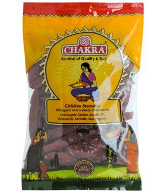 Chakra Dry chillies (gedroogde pepers)