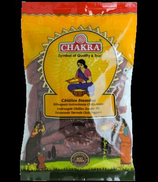 Chakra Dry chillies