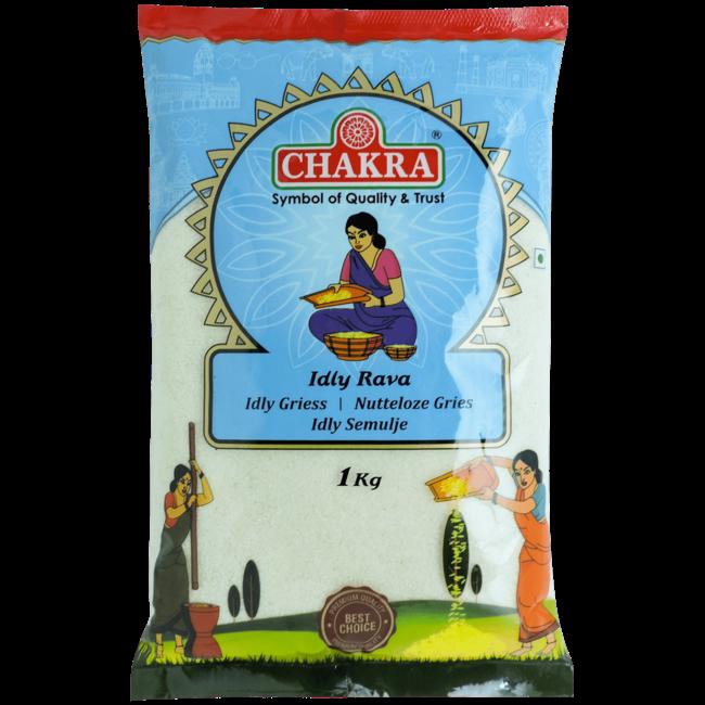 Chakra Idly Rava