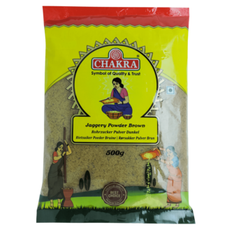 Chakra Jaggery Powder Brown, 500 gr