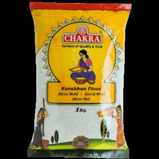 Chakra Ragi / Kurakkan Flour (Gierst Meel) ,1 kg