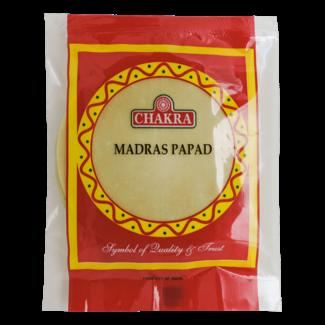 Chakra Plain Papads (papadums)