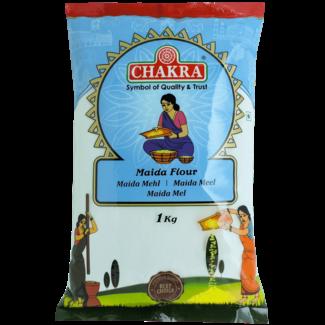 Chakra Maida Flour (Bloem), 1 kg