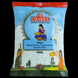 Chakra Sago, 500 gr
