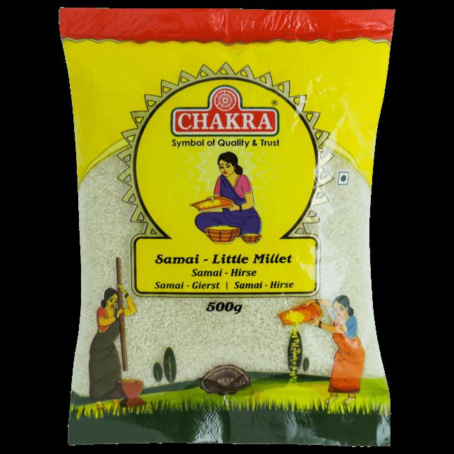 Chakra Samai Little Millet, 500 gr