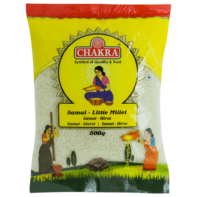 Chakra Samai Little Millet (Gierst), 500 gr