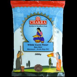 Chakra White Corn Flour (Wit Maïsmeel)