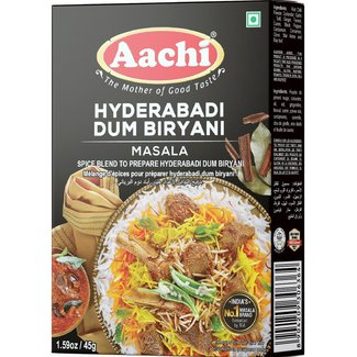 Aachi Masala Hyderabadi Dum Biryani Masala