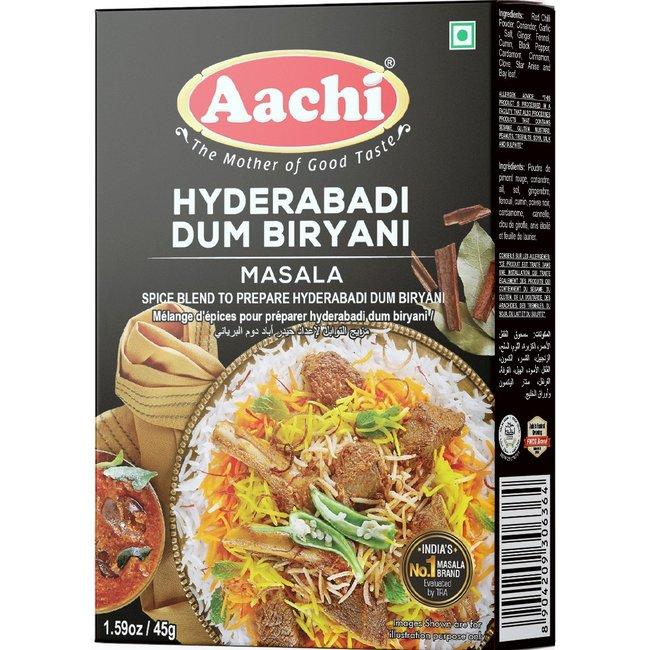 Aachi Masala Hyderabadi Dum Biryani Masala (rijst kruiden)