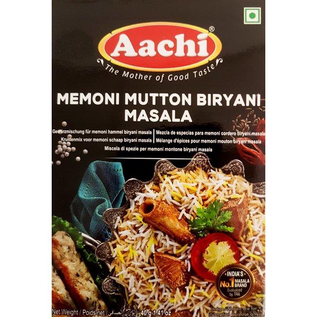 Aachi Masala Memoni Mutton Biryani Masala (rijst kruiden)