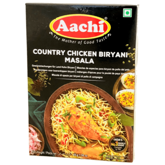 Aachi Masala Country Chicken Biryani Masala (rijst kruiden mix)