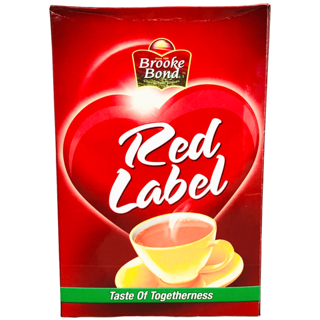 Brooke Bond Red Label Thee