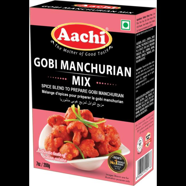 Aachi Masala Gobi Manchurian Mix (bloemkool kruidenmix)