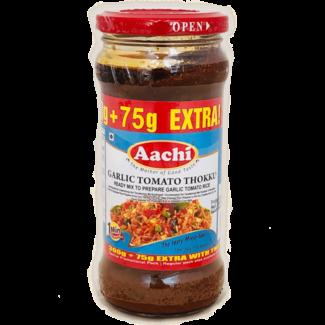 Aachi Masala Garlic Tomato Thokku (knoflook – tomaat)