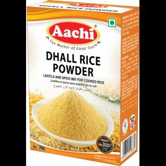 Aachi Masala Dhall Rice Powder (linzen kruidenmix voor rijst)