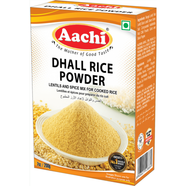 Aachi Masala Dhall Rice Powder