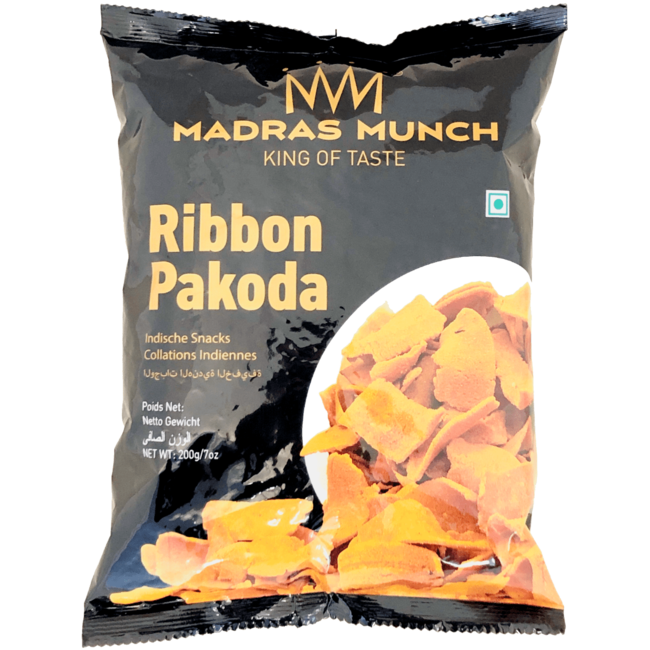 Madras Munch  Ribbon Pakoda 200 gr