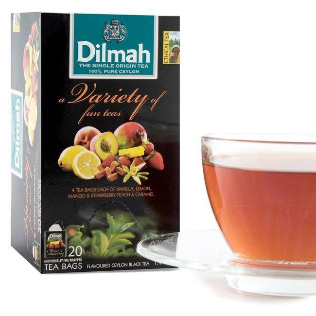 Dilmah Variety of Fun Teas