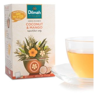 Dilmah Coconut and Mango Infusion Tea