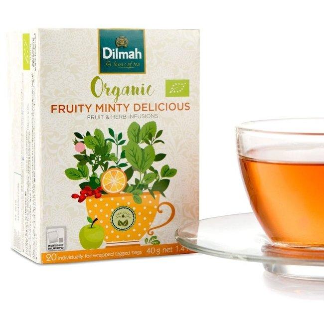 Dilmah Fruity Minty Delicious Tea