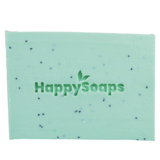 HappySoaps Zeep: Happy Body Bar - Tea Tree en Pepermunt