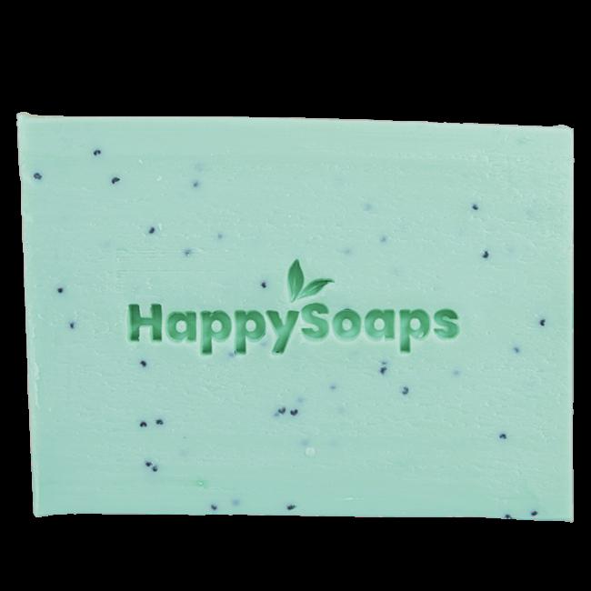 HappySoaps Soap: Body Bar - Tea Tree en Peppermint