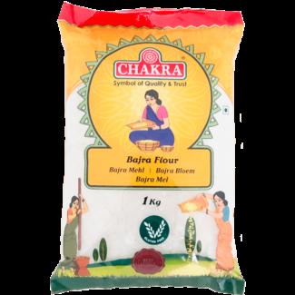 Chakra Bajra Flour, 1 kg