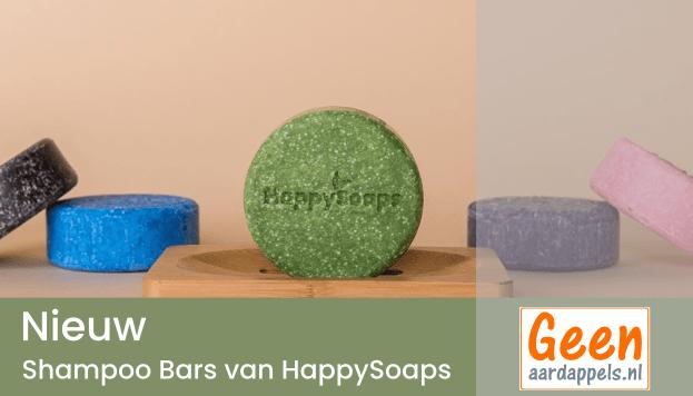 Nieuw: Shampoo Bars! Maar wat zijn het eigenlijk?